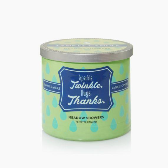 Sparkle, Twinkle, Hugs, Thanks - Meadow Showers