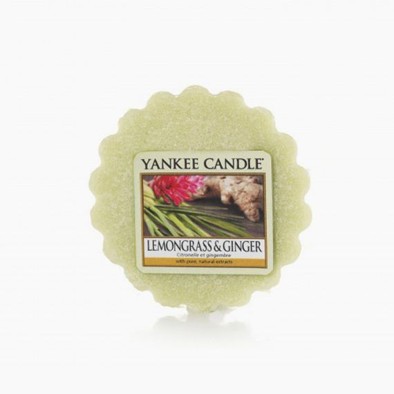 Lemongrass & Ginger Tartelette