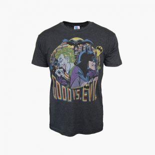 Batman & Joker Good Vs Evil