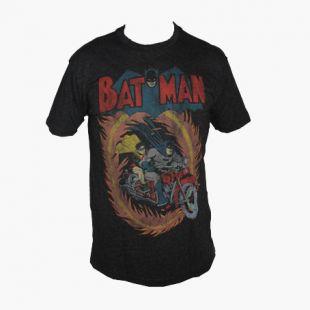 Batman Robin Moto