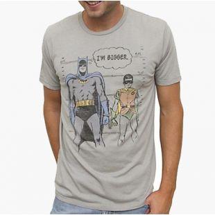 Batman & Robin I'm Bigger